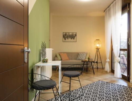 Calenzano centro Vendesi 1/2/3 vani+giardino classe A