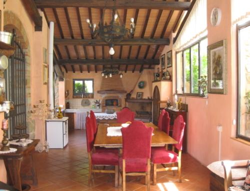 Casale ristrutturato – Borgo di Santomato (PT)